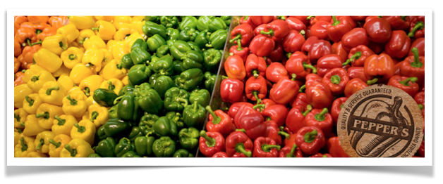 Peppers-Vegetables