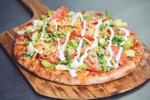 Gluten-Free-Veggie-Beef-Pizza