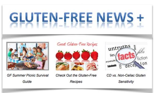 Gluten Free News Plus