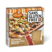 Gluten free pizza kit