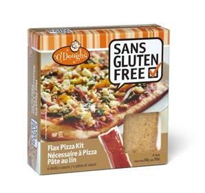 Gluten free pizza kit