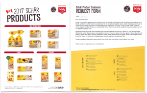 Schar Letter for Store Manager 2017