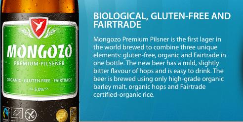gluten removed beer