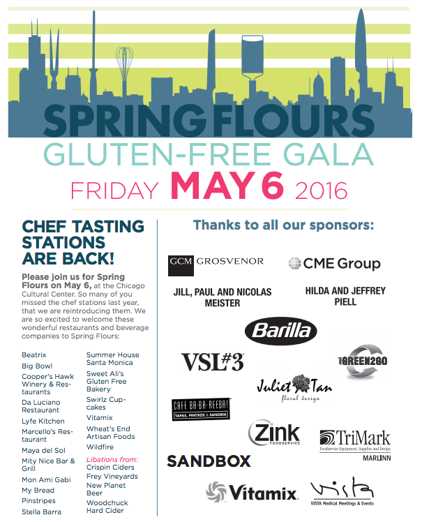 Celiac Disease Center Gala