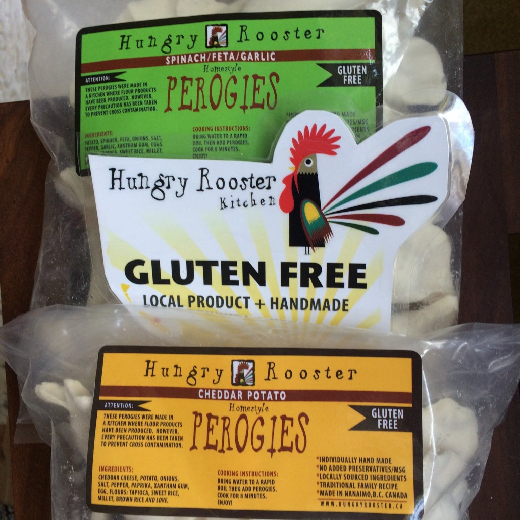 Hungry Rooster may not be safe for celiacs