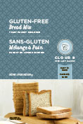 gluten free bread-mix