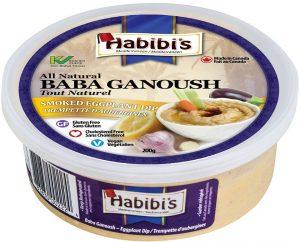 Baba Ganoush Smoked Eggplant
