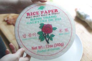 Gluten-Free Rice-wraps