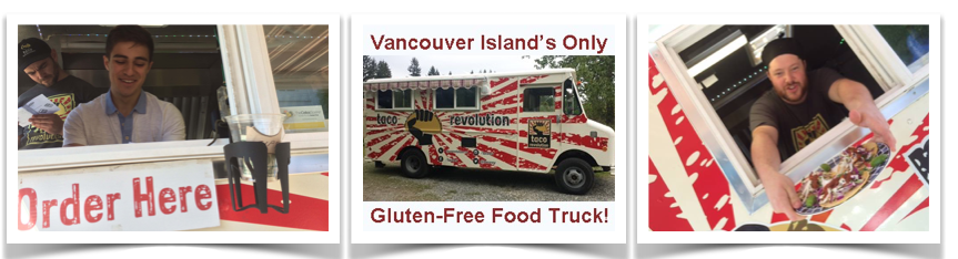 Taco Rev gluten free food truck