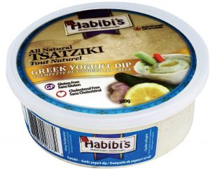 Tsatziki Greek Yogurt Dip