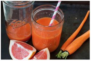 Uncommon Carrot Juice