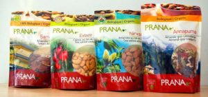 gluten free Prana Bio