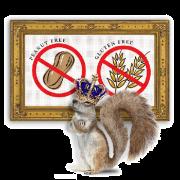 gluten-free, peanut-free nuts