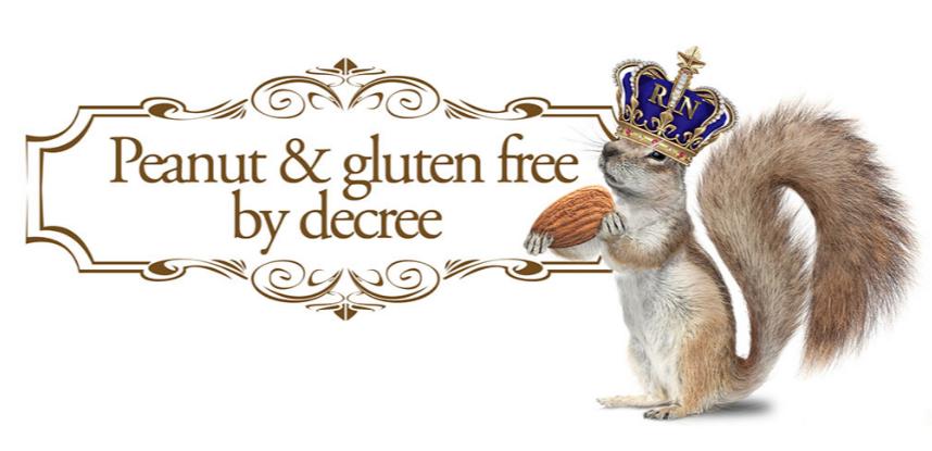 gluten-free peanut-free nuts