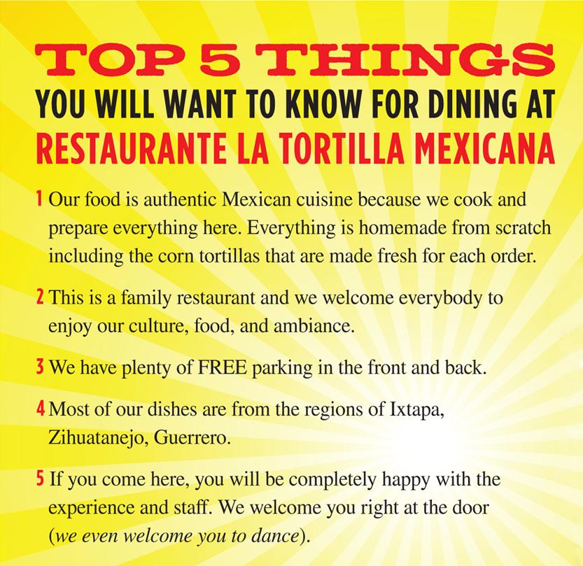 About Gluten-Free La Tortilla