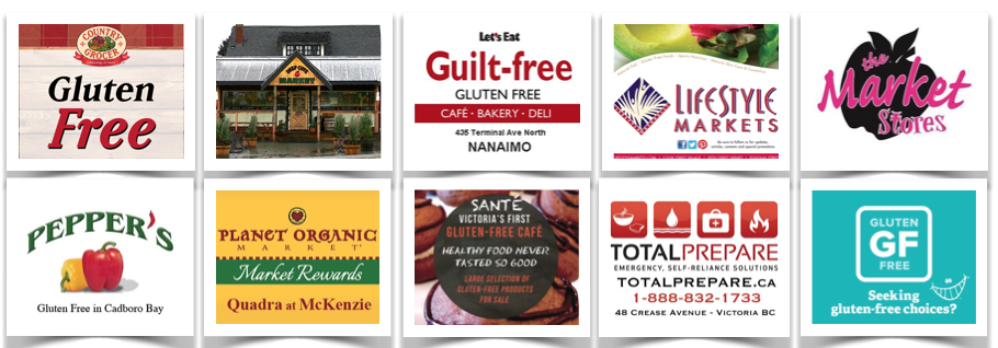 Gluten-Free Retailers Vancouver Island