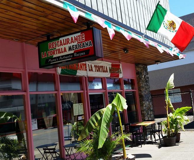 La Tortilla Gluten-Free Restaurant Esquimalt