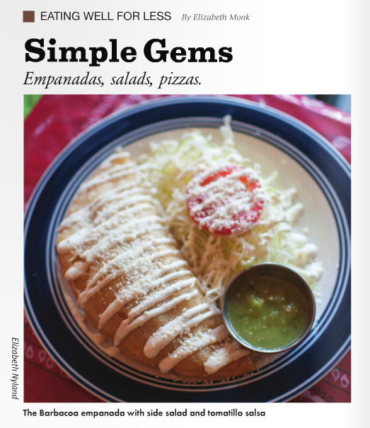 La Tortilla Review EAT Magazine 1