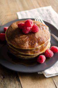 Gluten Free Paleo Pancakes