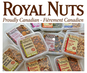 Royal Nuts 300 x 250 B