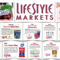 gluten free sales lifestyle markets