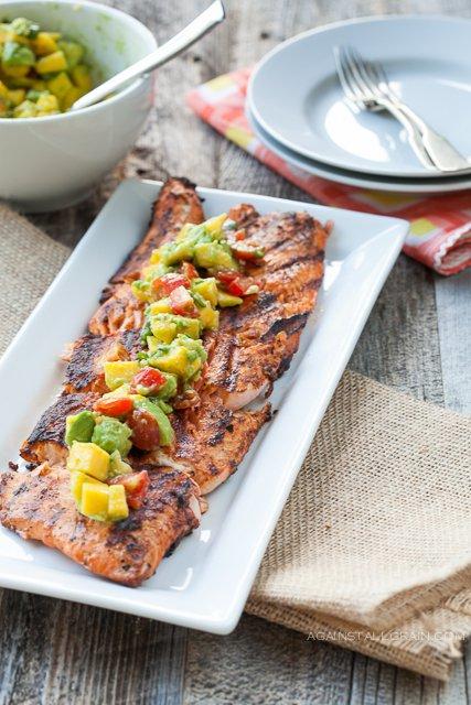 gluten free salmon recipe 2