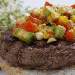 Gluten Free Bison Burger