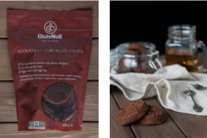 Gluten Free Buckwheat Chocolate Cookie