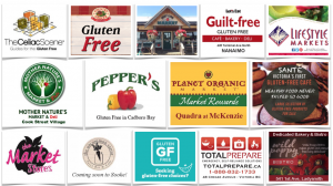 Gluten-Free Shopping Vancouver Island