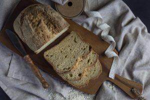 Gluten-free quino bread