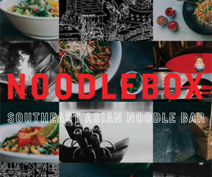 Noodle Box Southeast Asian Noodle Bar