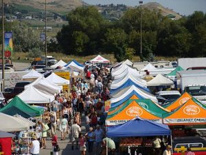 Okanaga Rawsome Summer Markets