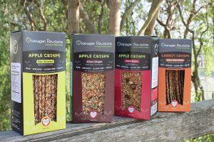 Okanagan Rawsome Four Flavours