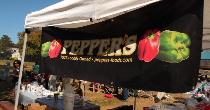 Pepper's Foods Island Showcase