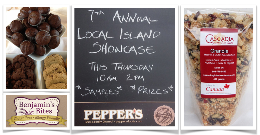 Pepper's Foods Island Showcase