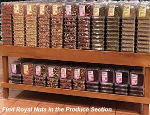 Royal Nuts Stand