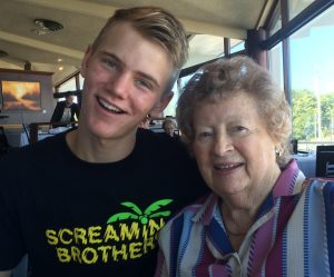 Screamin Brothers JR & Gramma