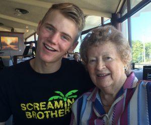 Screamin Brothers JR & Gramma