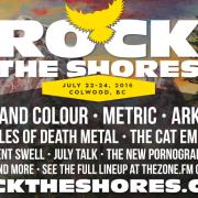 Taco Rev Rock the Shores
