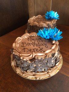 Wild Poppy Gluten-Free Birthday Cake