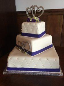Wild Poppy Gluten-Free Wedding Cakes