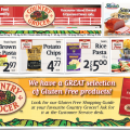 Country Grocer Gluten Free Sales