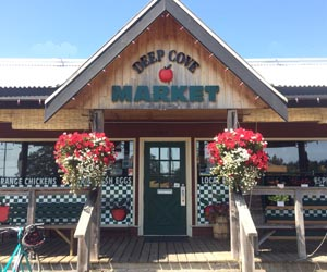 Deep Cove Market