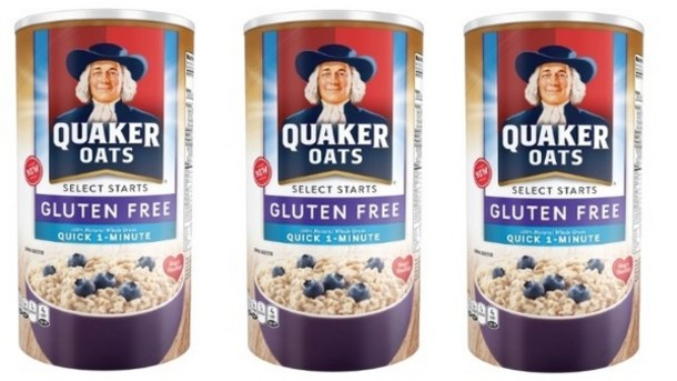 Gluten-Free Quaker Oats