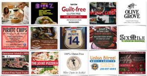 Gluten-Free Restaurants September 2016