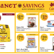Gluten-Free Savings Planet Organic