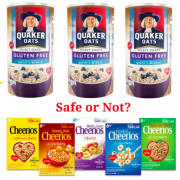 Oat Products - Gluten-Free
