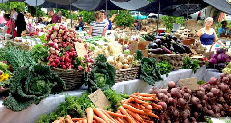 Summer Farmer's Markets