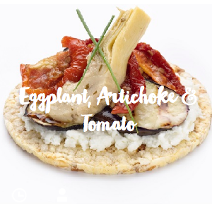 corn-thins-eggplant-artichoke-and-tomato