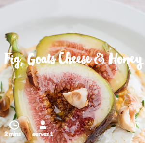 corn-thins-figs-goats-cheese-honey